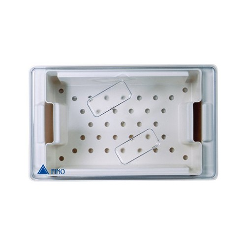 FINOSEPT Disinfection Trough, with Lid Transparent - 1 piece