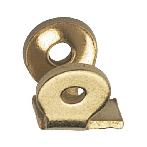 Böckchen, 585 G, 5 x 5 x 4 mm - 1 Stück