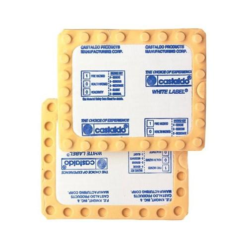 Castaldo Gold Label Compact Kautschukformen, 110 x 90 mm - 5 Stück