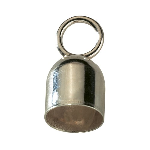 End Cap, Cylinder, 935Ag, ø 5 mm, Large Lug - 1 piece