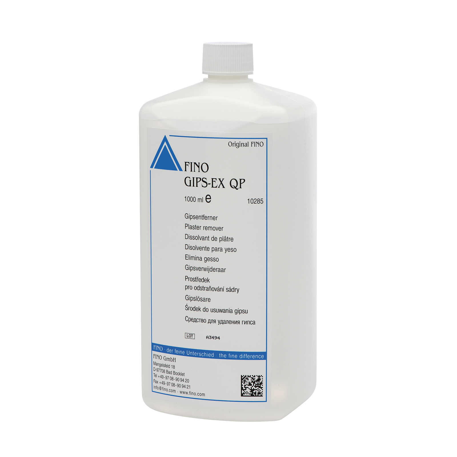 FINO GIPS-EX QP Plaster Remover - 1000 ml