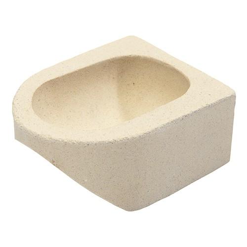 Schmelzblock, 80 x 65 x 33 mm - 1 Stück