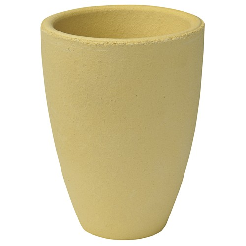Clay Crucible, 120 x 90 mm - 1 piece