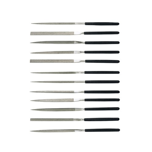 Needle File, Knife, Cut 3 - 1 piece