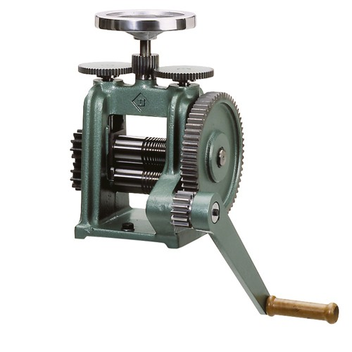 W40K Manual Combination Rolling Mill, without Stand - 1 piece