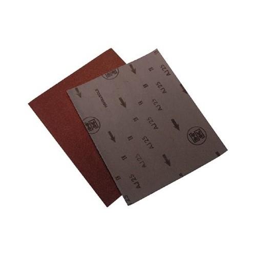 Emery Cloth, Grit 220, 280 x 230 mm - 5 pieces