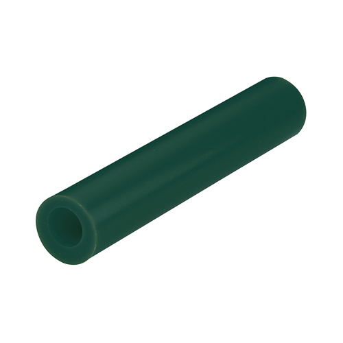 Filing/Milling Wax Round Profile, Very Hard, Green,Cent.Hole - 1 piece